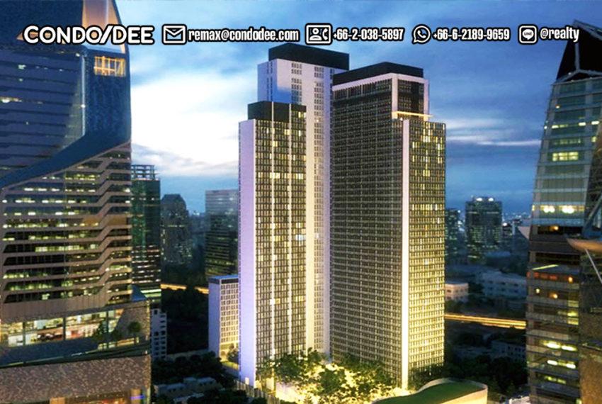 Noble Ploenchit condo 2 - REMAX CondoDee