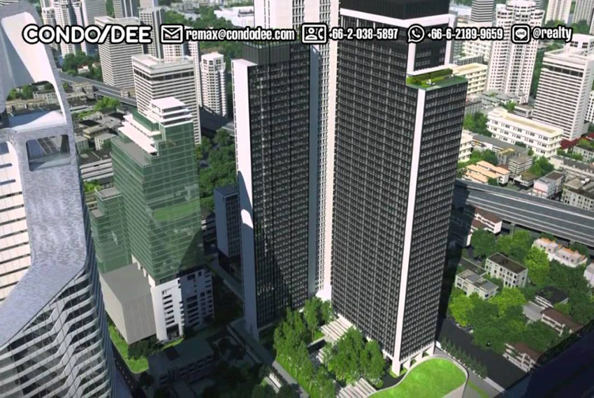 Noble Ploenchit condo - REMAX CondoDee