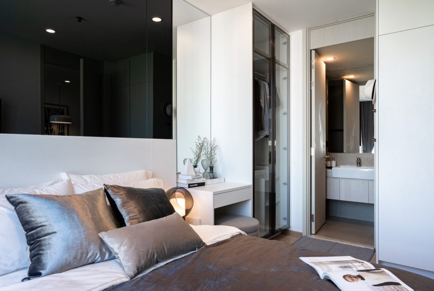 Noble Recole 1-bedroom - bed-bath