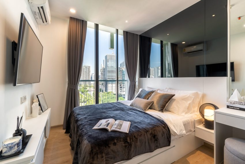 Noble Recole 1-bedroom - bedroom