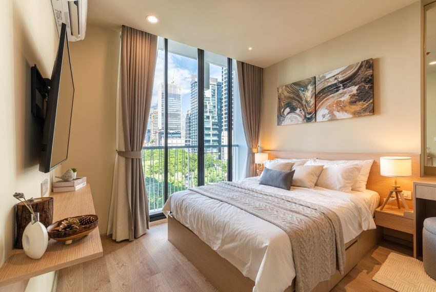 Noble Recole 2-bed - bedroom 1-1