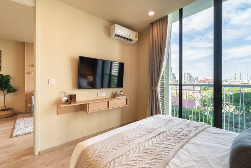 Noble Recole 2-bed - bedroom 2-1