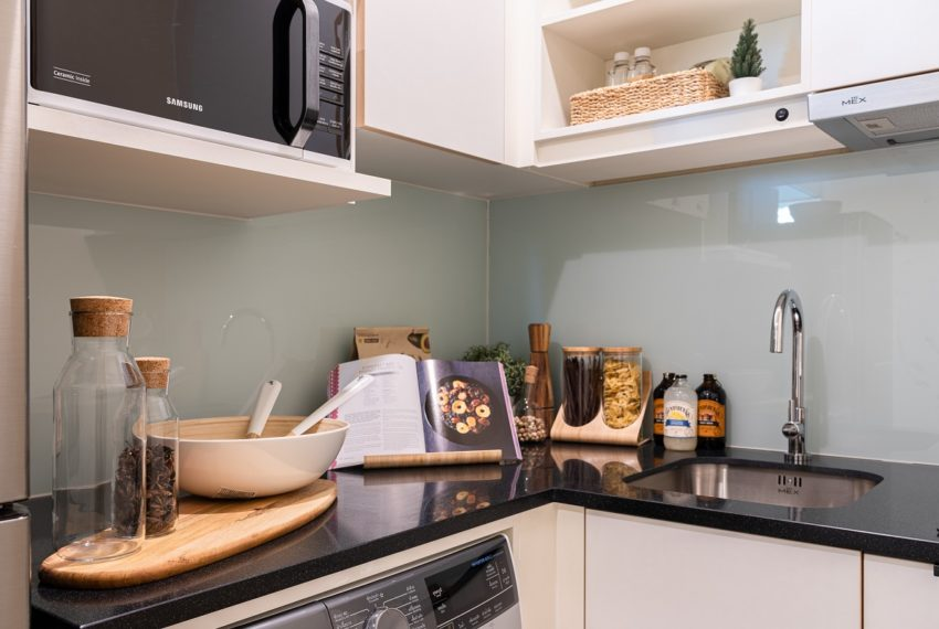 Noble Recole 2-bed - kitchen