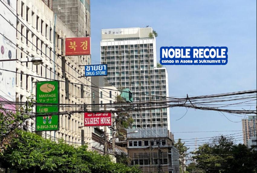 Noble Recole Condominium 1 - REMAX Bangkok