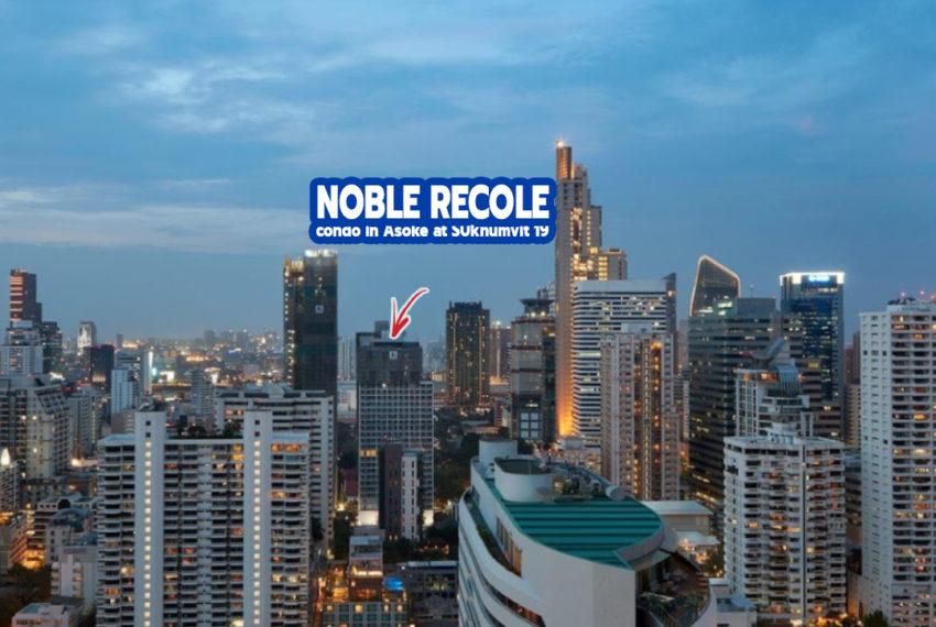 Noble Recole Condominium - REMAX Bangkok