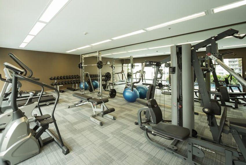Noble Refine SUkhumvit 26 condo - gym