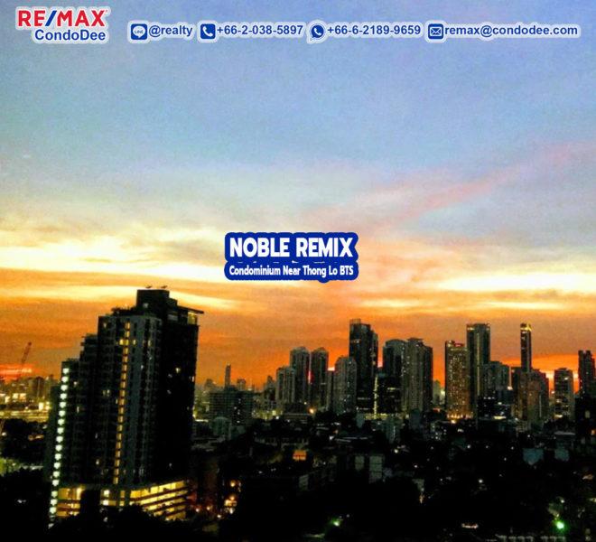 Noble Remix condo 2 - REMAX CondoDee