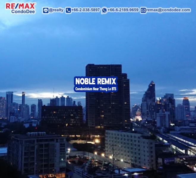 Noble Remix condo 3 - REMAX CondoDee