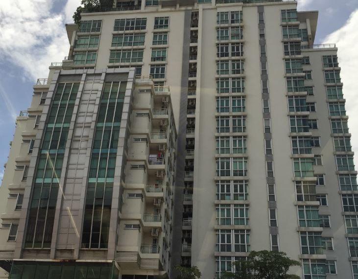 Nusasari Grand Condo Sukhumvit 42 - bldg