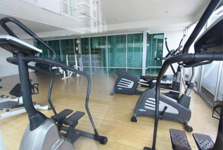 Nusasari Grand Condo Sukhumvit 42 - gym