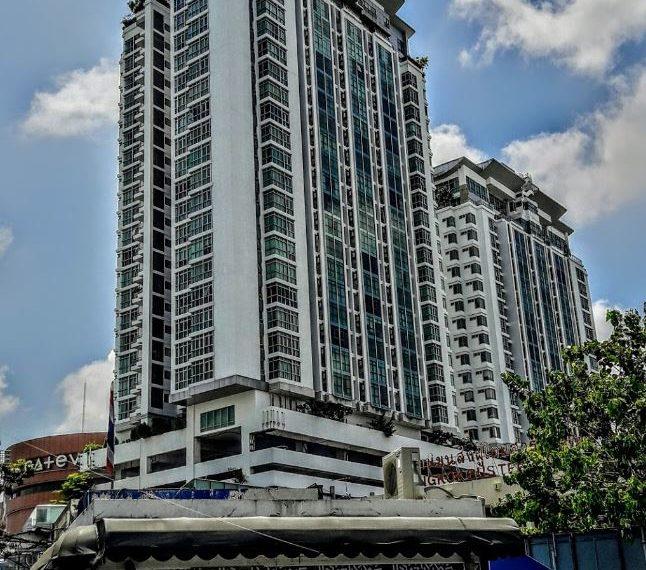 Nusasari Grand Condo Sukhumvit 42 - two towers