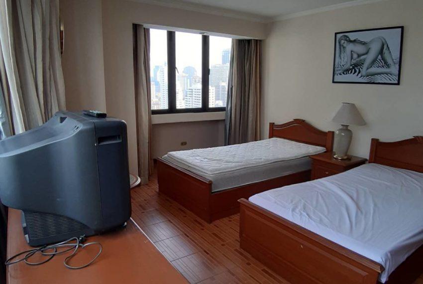 Omni Tower Sukhumvit Nana - 2 bedroom - sale - bedroom 2