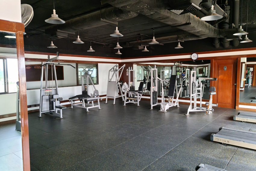 Omni Tower - fitness