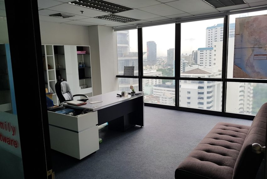 PS Tower Asoke Office for sale - CEO room