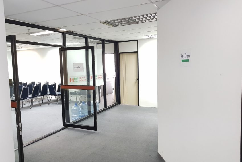 PS Tower Asoke Office for sale - corridor