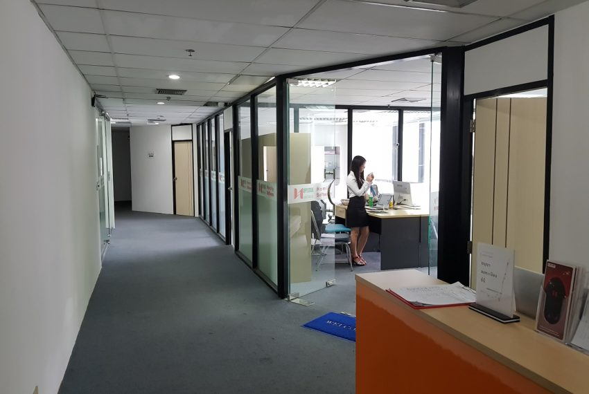 PS Tower Asoke Office for sale - room 01