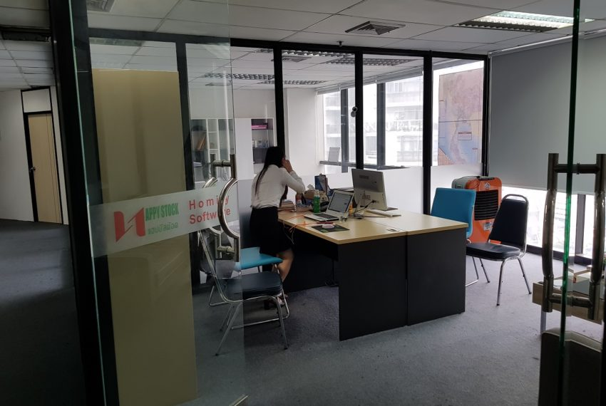 PS Tower Asoke Office for sale - room 02