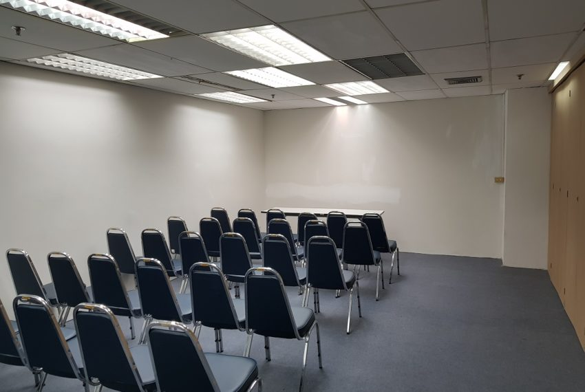 PS Tower Asoke Office for sale - training room 01