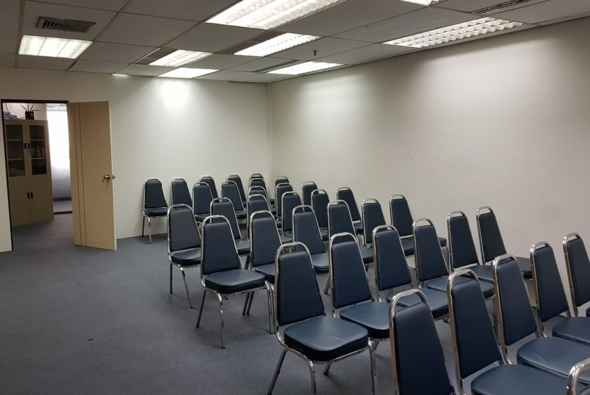 PS Tower Asoke Office for sale - training room 02