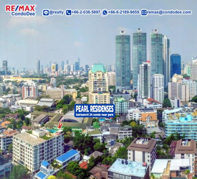 Pearl ResidPearl Residences Sukhumvit 24 Low-Rise Condominium Near BTS Phrom Phongences Sukhumvit 24 condo - REMAX CondoDee