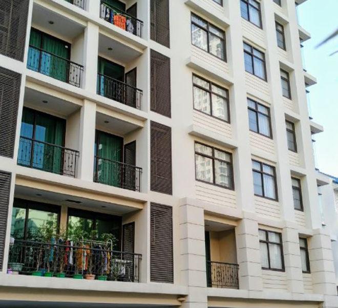 Pearl Residences Sukhumvit 24 condo - building