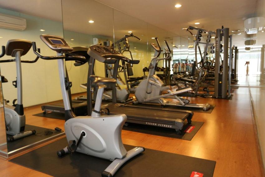 Pearl Residences Sukhumvit 24 condo - fitness