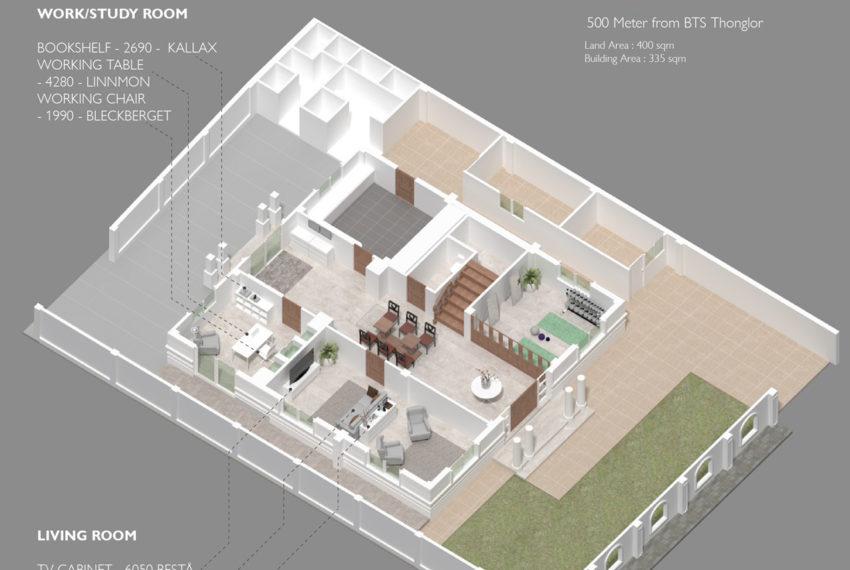 Plan - Furniture