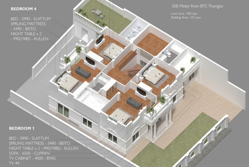 Plan - Furniture2