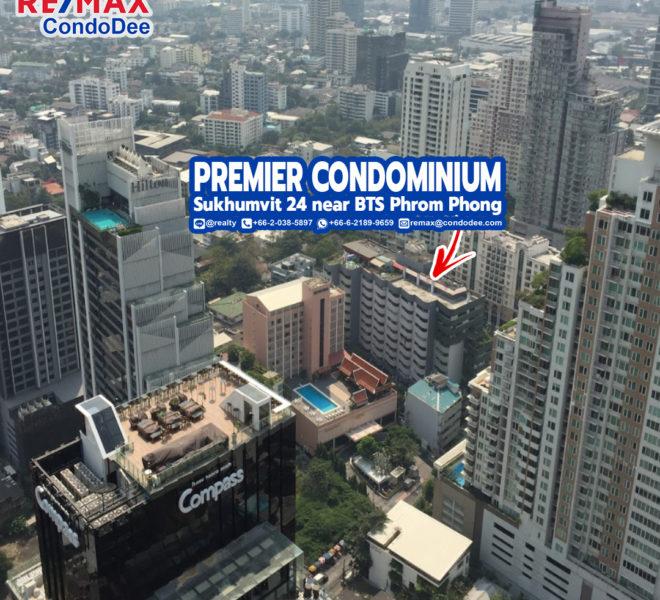 Premier Condominium Sukhumvit 24 1 - REMAX CondoDee