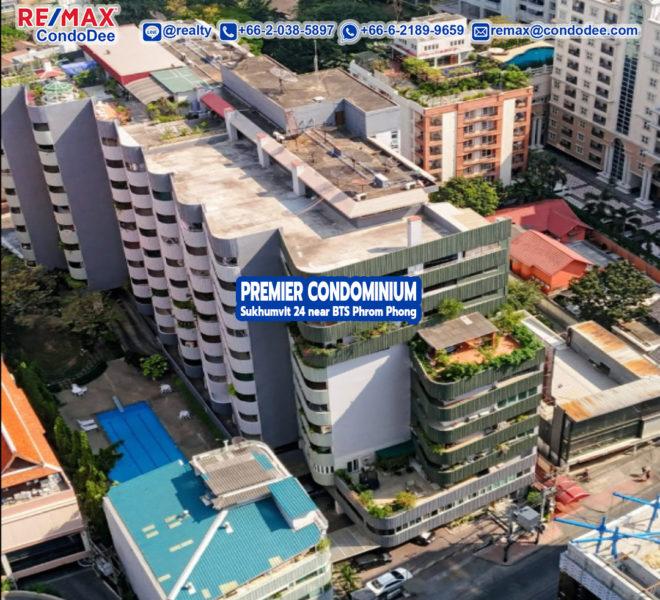Premier Condominium Sukhumvit 24 Near BTS Phrom Phong - Pet-Friendly