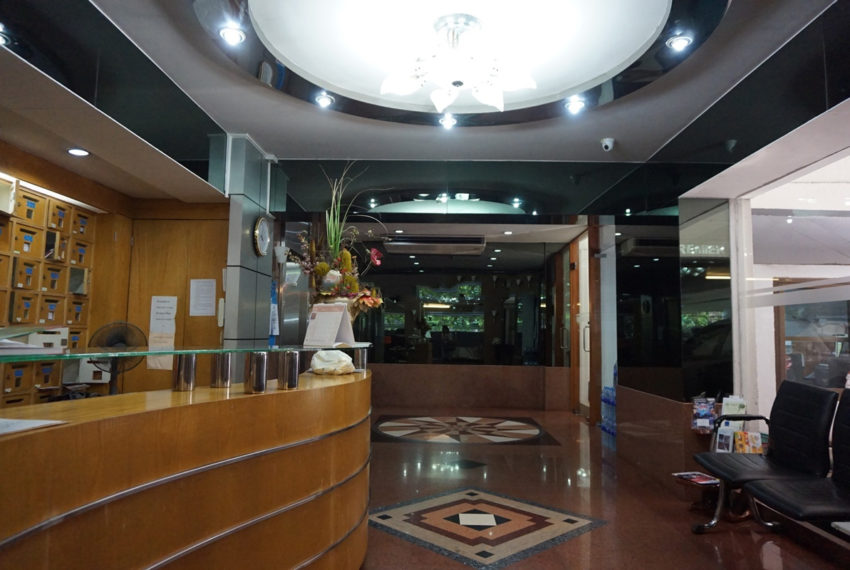 Premier Condominium Sukhumvit 24 - lobby