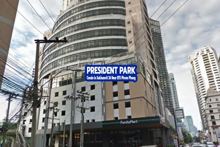 President Park Sukhumvit 24 condo - REMAX CondoDee