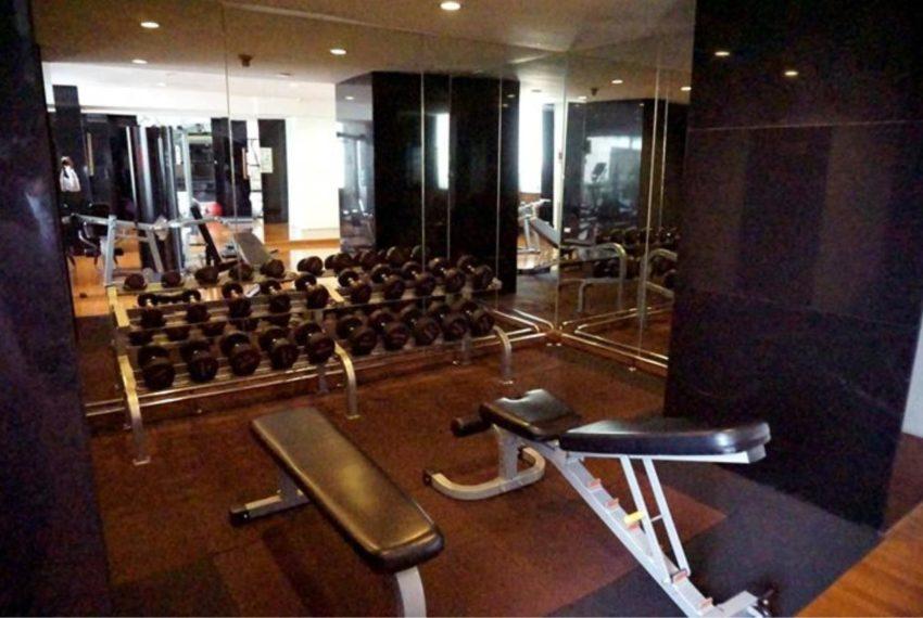 President Park Sukhumvit 24 condominium - fitness