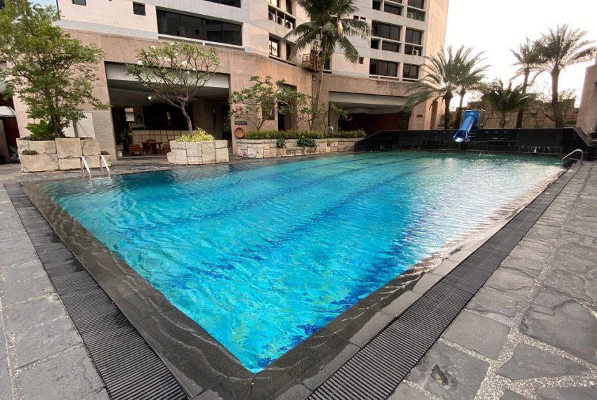 President Park Sukhumvit 24 - swimming pool