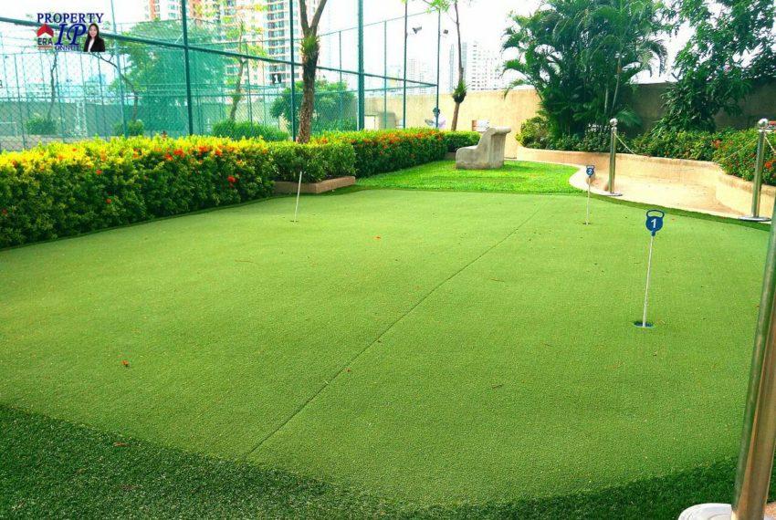 President Park View Towers Sukhumvit 24 - playgroung