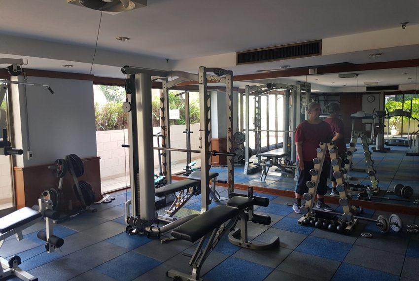 Prestige Tower Condominium Sukhumvit 23 - gym