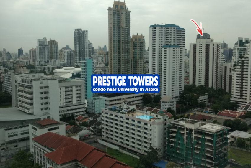 Prestige Towers condo - REMAX CondoDee