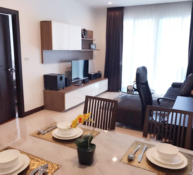 Condo for Sale in Sukhumvit 11 - in Prime 11 on Mid-Floor