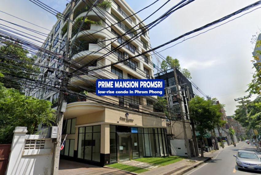 Prime Mansion Promsri condo - REMAX CondoDee