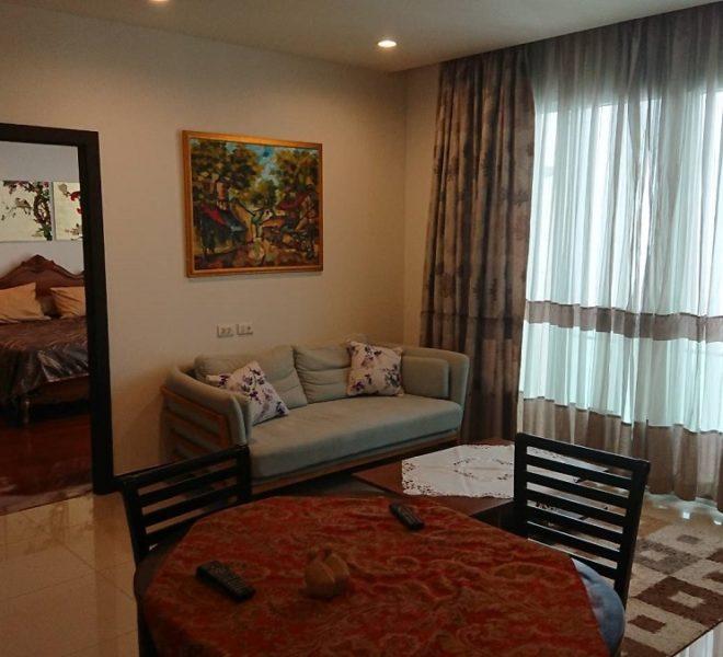 Larger 2-Bedroom Condo Rent in The Prime 11 - High Floor