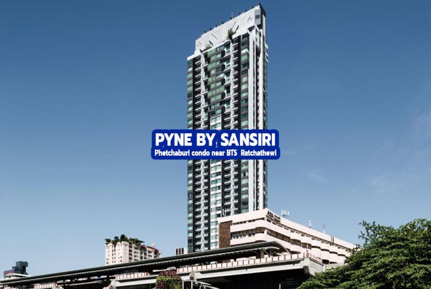 Pyne by Sansiri condo 1 - REMAX CondoDee