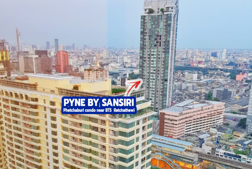 Pyne by Sansiri condo 2 - REMAX CondoDee-1