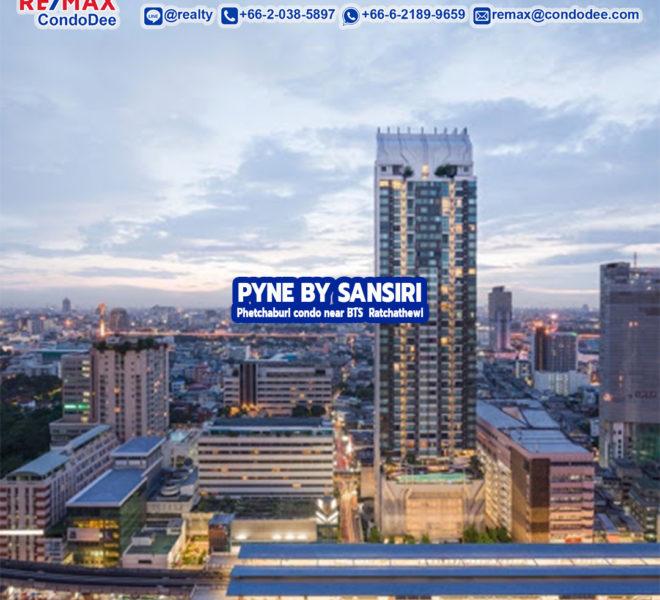 Pyne by Sansiri condo - REMAX CondoDee