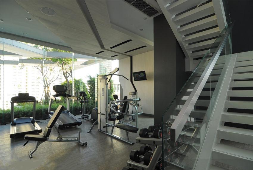 Pyne by Sansiri condominium - fitness