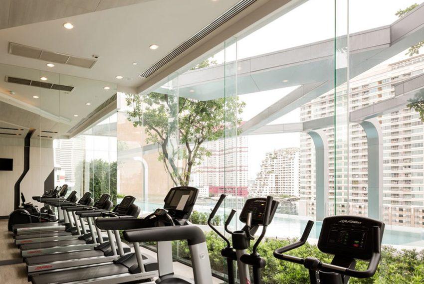 Pyne by Sansiri condominium - gym