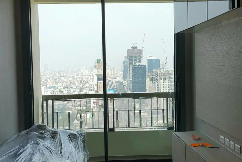 Q-Asoke-2-bedroom-46sqm-sale-high-floor-living
