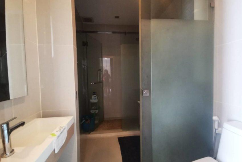 Q Asoke - 2 beds 1 bath -For Sale - Bathroom