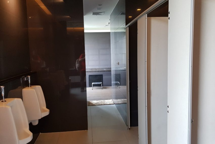 Q Asoke Condominium - public facilities
