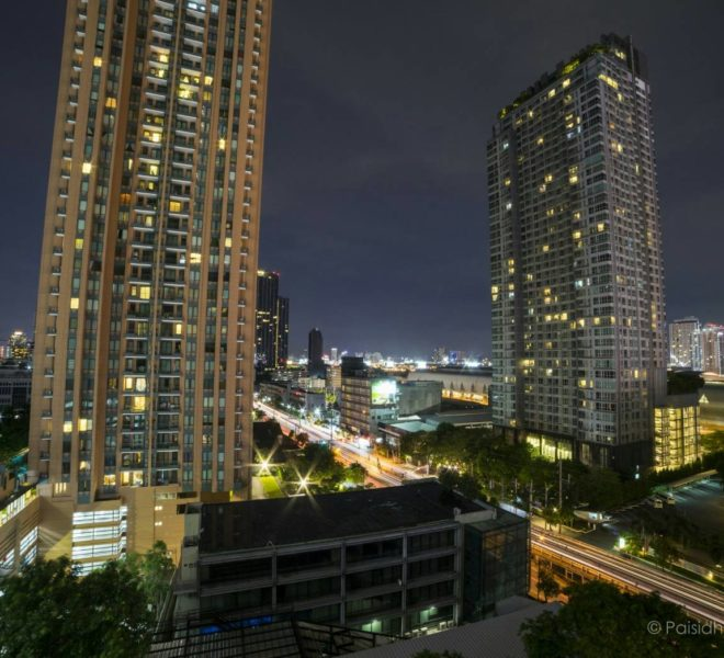 Condo Asoke Sale With Tenant - 1-Bedroom in Q Asoke Condominium