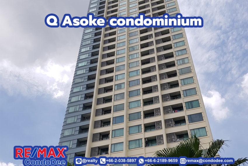 Q Asoke - REMAX CondoDee
